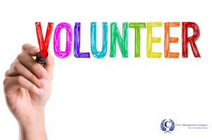 Article Volunteering for your Community Association