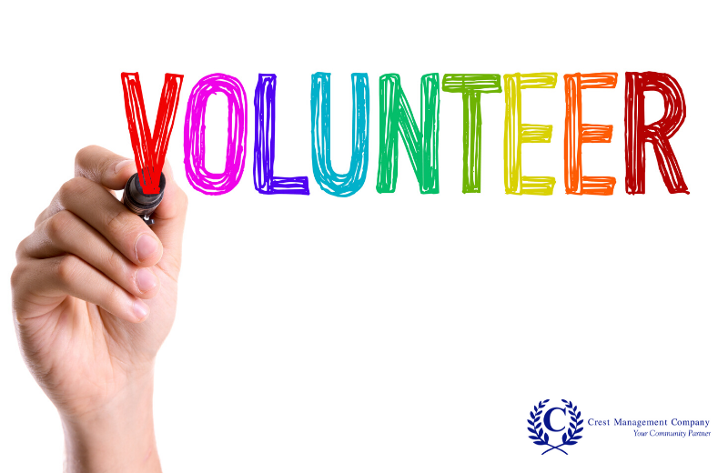 Volunteering for your Community Association